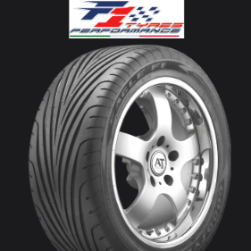 Thomas Brake Clutch Tyres - Goodyear Tyres – 205/50ZR16 F1