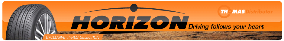 Horizon Exclusive Tyres National Distributor