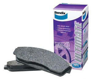 Thomas Brake Clutch Tyres - Bendix Ultimate Brake Pads – DB1331 ULT